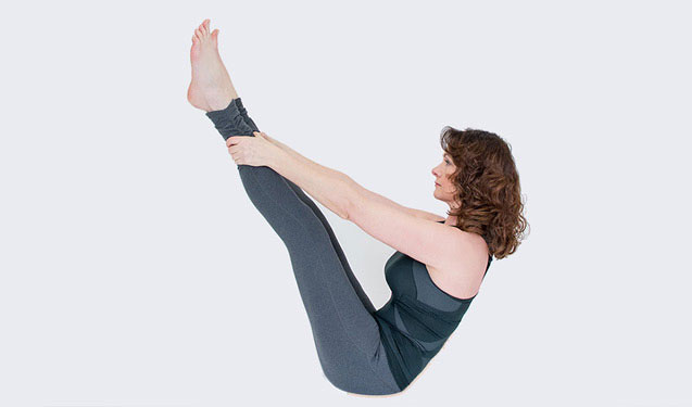 Pilates Instructor, Jo-Ann Sullivan